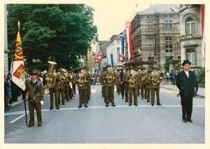 1966: Eidg. Musikfest Aarau