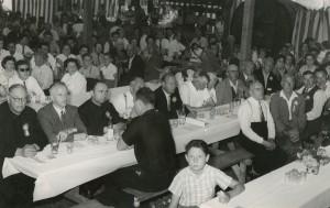 1958 Fahnenweihe: Ehrengäste