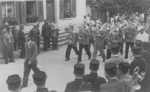 1950: Musiktag Leibstadt