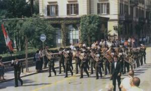 1991: Eidg. Musikfest Lugano